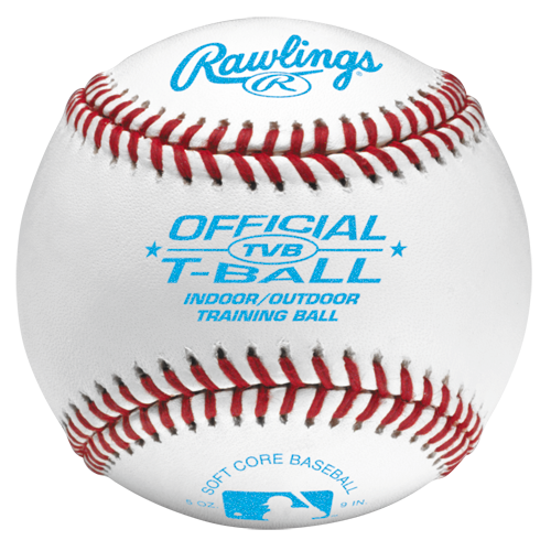 RAWLINGS TVB T-Ball Practice or Training Baseball
